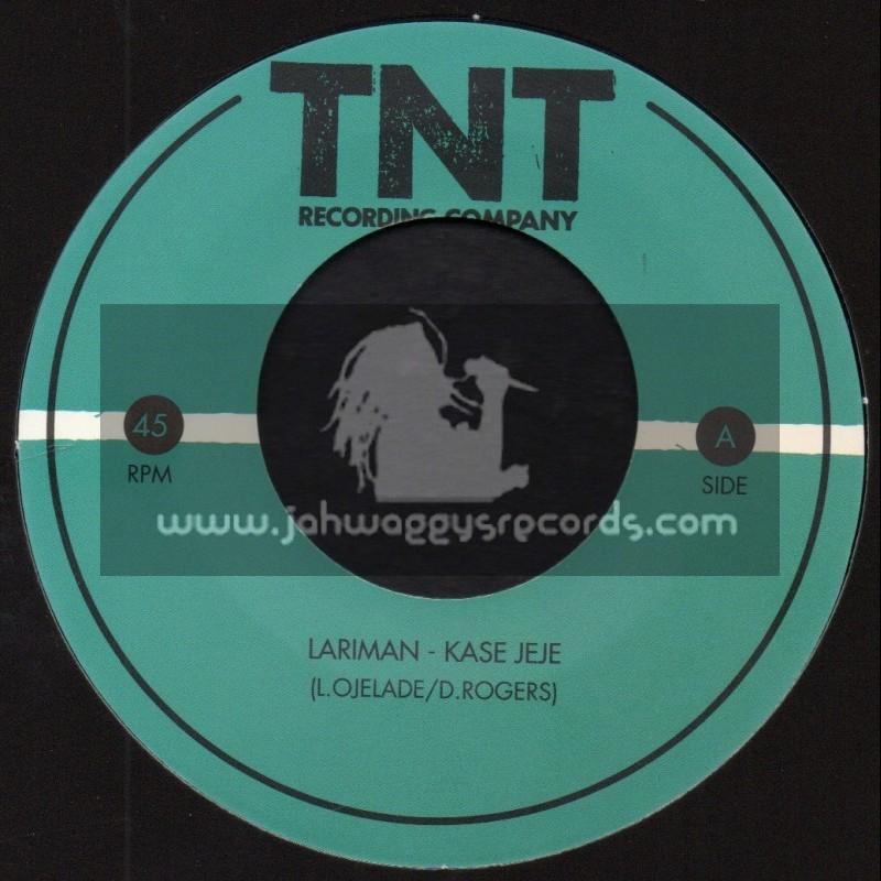 """TNT-7""""-Kase Jeje / Lariman"""