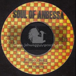"Soul Of Anbessa-7""-World Crisis / The Tamlins + Dub Crisis / Roots Radics"