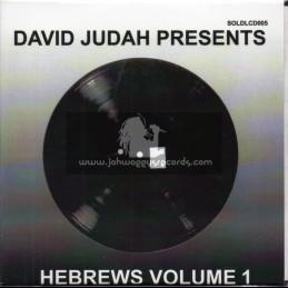 Solar Dub-CD-David Judah Presents Hebrews Vol 1 / Various Artist