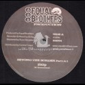 "Equal Brothers Production-12""-Beyond The Border / iSt3p + Physical Step / iSt3p"