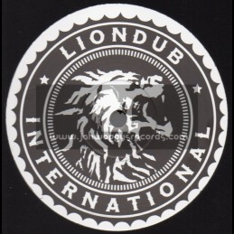 "Liondub Outernational-12""-Give Thanks / Ranking Joe"