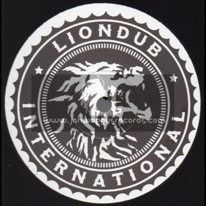 "Liondub Outernational-12""-Give Thanks / Ranking Joe"