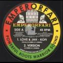 "Emperorfari-10""-Love & Jah / Kofi - Vibronics"