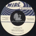 """Wirl Records-7""""-Chain Gang / Bobby Winston Francis + Venus / Bobby Winston Francis"""
