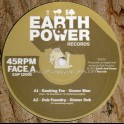 "Earth & Power Records-12""-Sinner Man / Ranking Fox"
