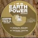"""Earth & Power Records-12""""-Sinner Man / Ranking Fox"""