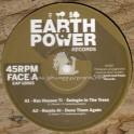 "Earth & Power Records-12""-Swinging In The Trees / Ras Hassen Ti"
