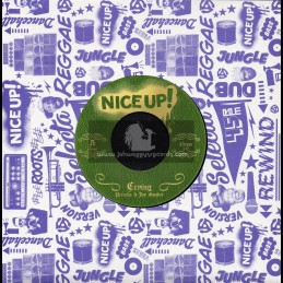"Nice Up-7""-Crying / Preacha Ft. Jay Spaker"