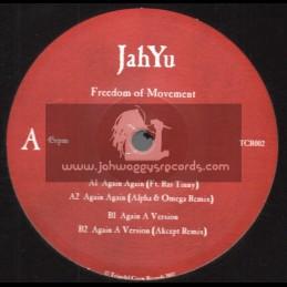 "Tripedal Crow Records-12""-Again Again / Ras Tinny - JahYu"
