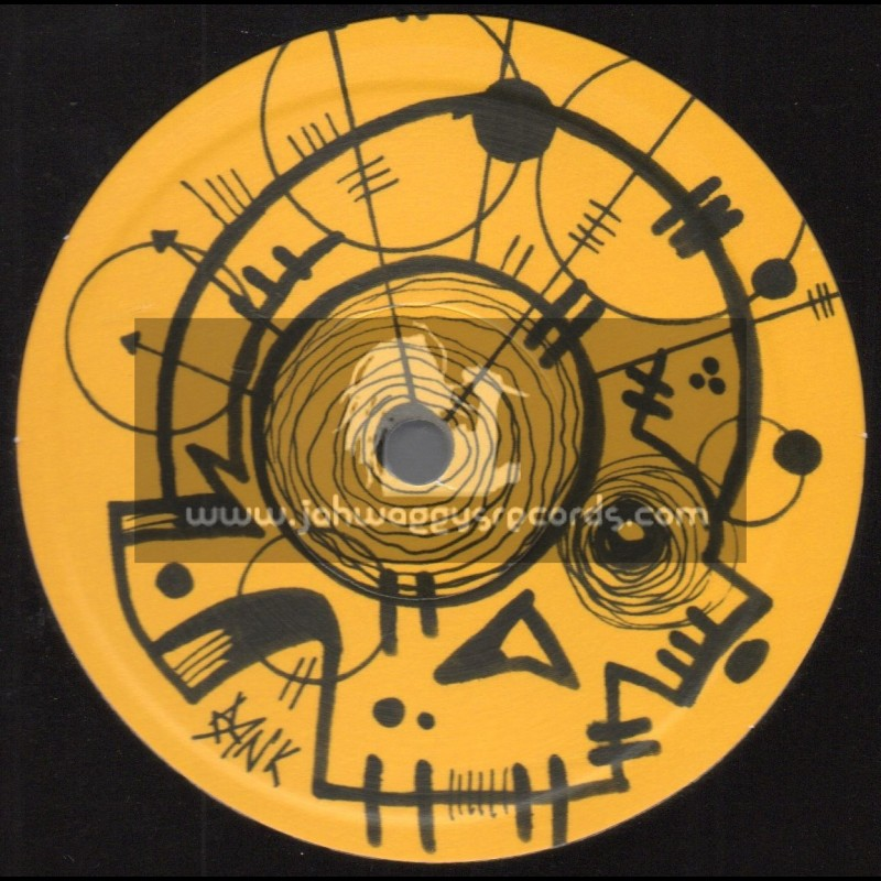 """Bass Pirates-12""""-I Dont Know / Magma Ft. Danny Red"""