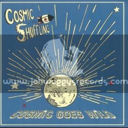 "Fruits Records-12""-Cosmic Goes Wild / Cosmic Shuffling"