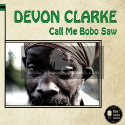 Bent Backs Records-Lp-Call Me Bobo Saw / Devon Clarke - Vocal & Dubwise Showcase