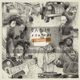 """Radio Fontani Records-12""""-United We Stand / Allo + Love For Music / Leila And Franz"""