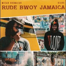"""We Generarion Music-7""""-Rude Bwoy Jamaica / Micah Shemiah"""