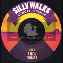 "Silly Walks-7""-Onward Suga + Onward Dub / Russ Disciple"