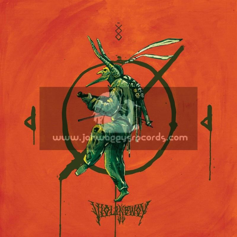 "Moonshine Recordings-Triple-12""-Død / Violinbwoy"