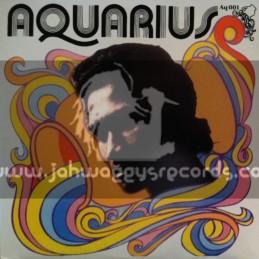 Black Solidarity-Lp-Aquarius / The Now Generation Band