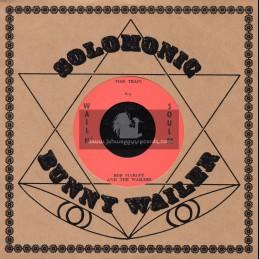 "Solomonic-7""-This Train / Bob Marley And The Wailers + Reincarnated Souls / Wailers"