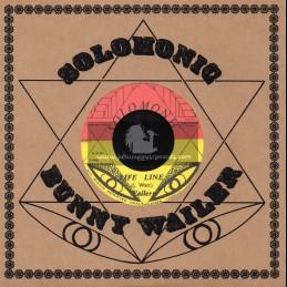 "Solomonic-7""-Life Line / Wailers + Black On Black / Big Youth"