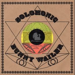 "Solomonic-7""-Arabs Oil Weapon / Wailers + Dub Version / Wailers"