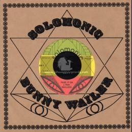 """Solomonic-7""""-Pass It On / Wailers + Trod On / Wailers"""
