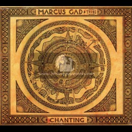 Natural Prod-CD-Chanting / Marcus Gad & Tribe