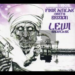 Blackheart Warriors-CD-Lewi Showcase / Fikir Amlak Meets Brizion