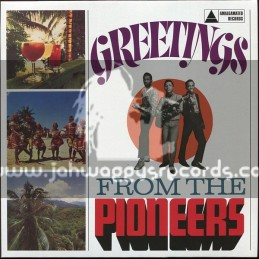 Amalgamated Records-Lp-Greetings From The Pioneers / The Pioneers
