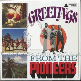 Amalgamated records lp greetings from the pioneers the pioneers amalgamated records lp greetings from the pioneers the pioneers m4hsunfo