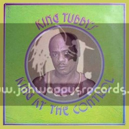 Ranking Joe Universal-Lp-King At The Control / King Tubbys