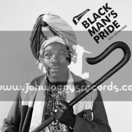 Soul Jazz Records-Double Lp-Black Man's Pride / Various