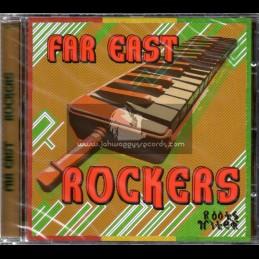Roots Hi Tek-CD-Rockers / Far East