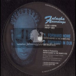 FALASHA RECORDINGS(ABA SHANTI I)FORWARD HOME / SISTER AUDREY + BLAZING HORNS / THE SHANTI ITES