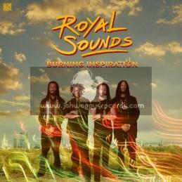 Sugar Shack Records-Double-Lp-Burning Inspiration / Royal Sounds