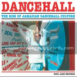 Soul Jazz Records-Triple-Lp-Dancehall / The Rise Of Jamaican Dancehall Culture