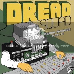 Superfly Studio-Lp-Dreadsquad / The Riddim Machine Vol 2