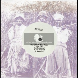 "Rohs! Records-7""-Babe Roots Feat. Ixm ‎– Dub Sessions 1"