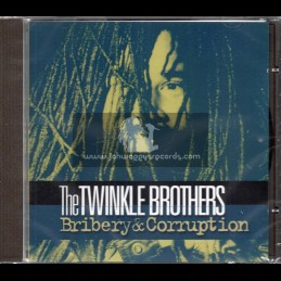 Twinkle Music-CD-Bribery And Corruption / Twinkle Brothers