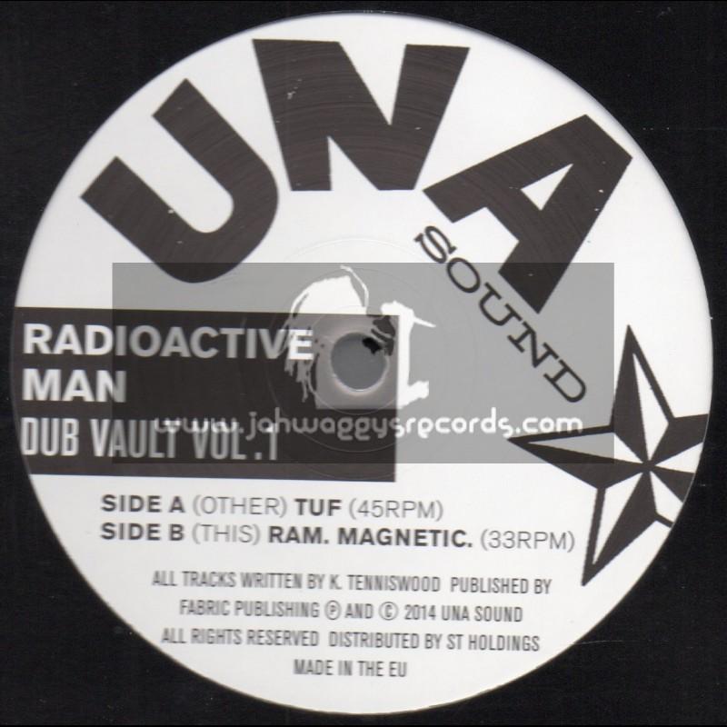 "Una Sound-12""-Dub Vault Vol.1 / Radioactive Man"
