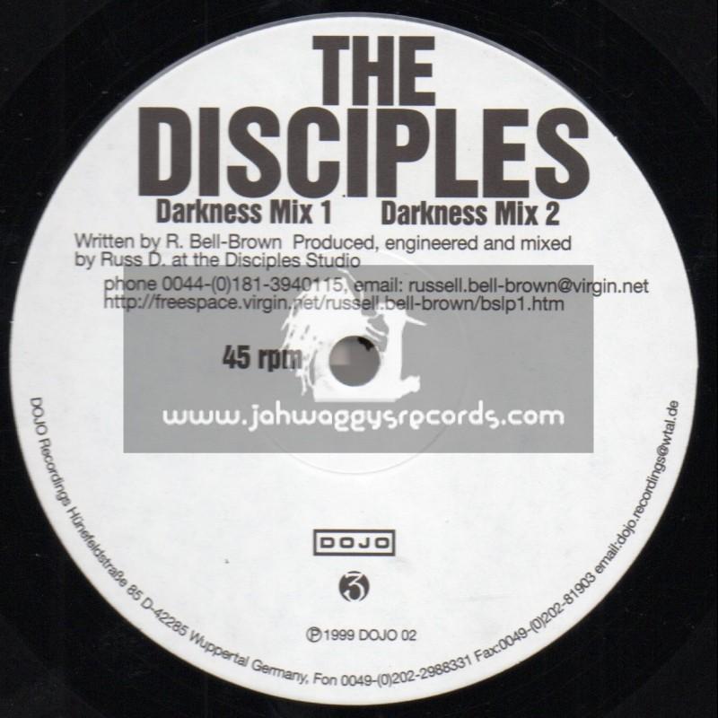 "Dojo-12""-Darkness / The Disciples + Dil De Doh / The Dub Factory - 1999"