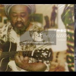 Reggae Retro-CD-Rootspective-Vol 2 - Various Artist