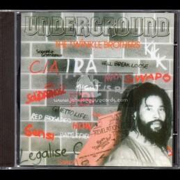 Twinkle Music-CD-Underground / Twinkle Brothers