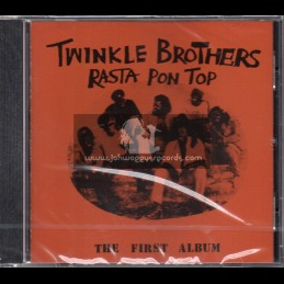 Twinkle Music-CD-Rasta Pon Top - The First Album / Twinkle Brothers