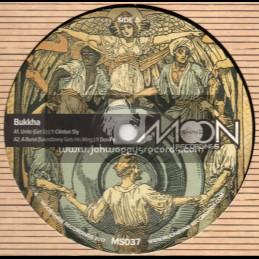 "Moonshine Recordings-12""-Unity Ep / Bukkha"