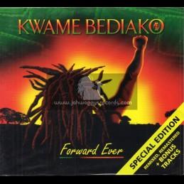 Wan Afrika Productions-CD-Forward Ever / Kwame Bediako