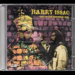 Twinkle Music-CD-One Of The Emperor Son / Barry Issac