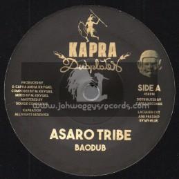 "Kapra Dubplates-7""-Asaro Tribe / Baodub + Asaro Dub / Dennis Capra"