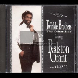 Twinkle Music-CD-The Other Side / Ralston Grant 