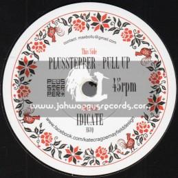 "Dreadwise Music-7""-Pull Up / Plusstepper + Idicate / EGUQ"