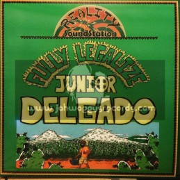 "Reality Sound Station-12""-Fully Legalize / Junior Degado + Legalize Horns / Henry Lowther"
